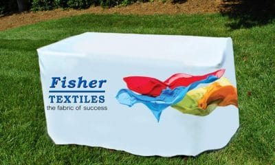 5 New Fabrics from Fisher Textiles