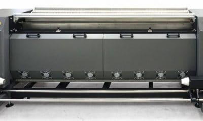 Pigment.inc has launched the GoTx roll-fed fabric pretreatment system