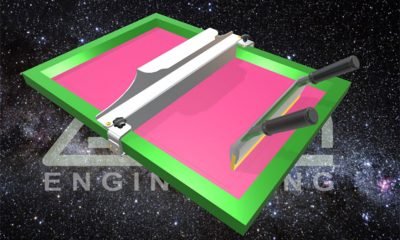 Screen Divider from Action Engineering