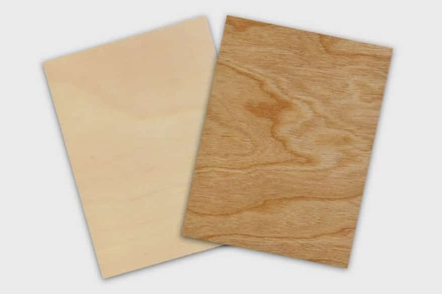 GPA's new line of Wood Veneer Boards
