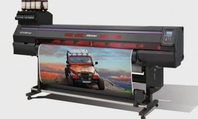 Mimaki has released the UCJV Series of UV LED