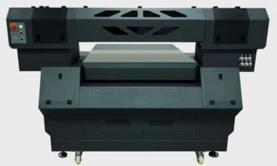 Xante Launches UV LED Flatbed Printer