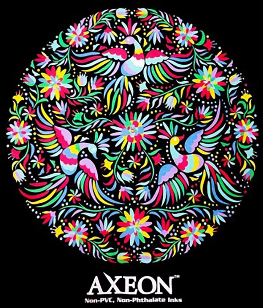 Axeon UltraMix 1200 Series features 19 new colors.