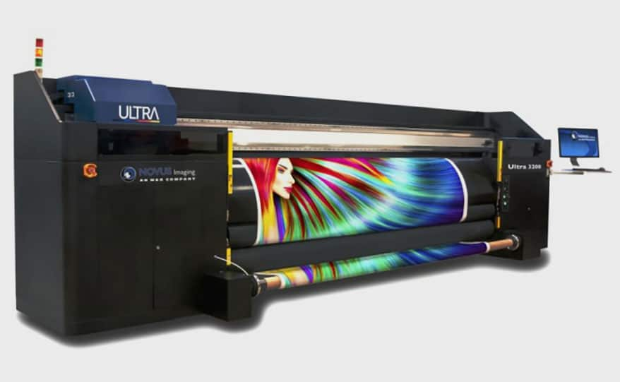 M&R and Novus have added the Novus Ultra 3200 printer