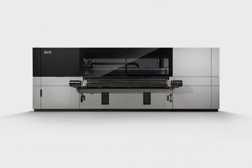 P5 Large-Format Digital Printer from Durst