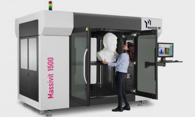 Massivit 3D has revealed the Massivit 1500 Exploration 3D Printer
