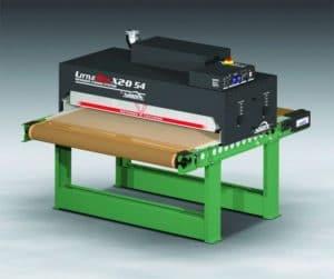 Vastex International has introduced the LittleRed X2D infrared (IR) dryer