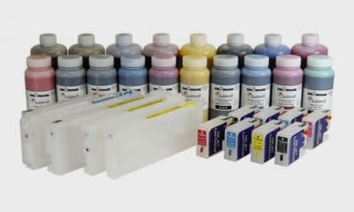 Absolute Inkjet's new Sublim8 inks