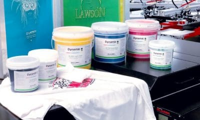 Ready-to-Use Plastisol Ink