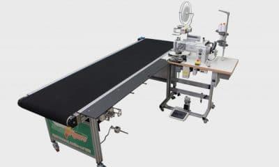 Digitran Sew/Weld Machine