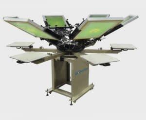 AWT Upgrades Screen-Printing Presses