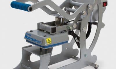 Hotronix Unveils 6 x 6-Inch Heat Press