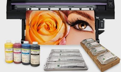 Nazdar's Solvent Ink for Mimaki Printers