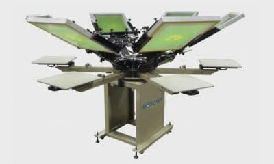 AWT Upgrades Screen-Printing Presses