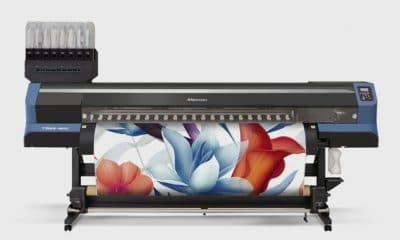 Mimaki Reveals Dye Sub Transfer Printer