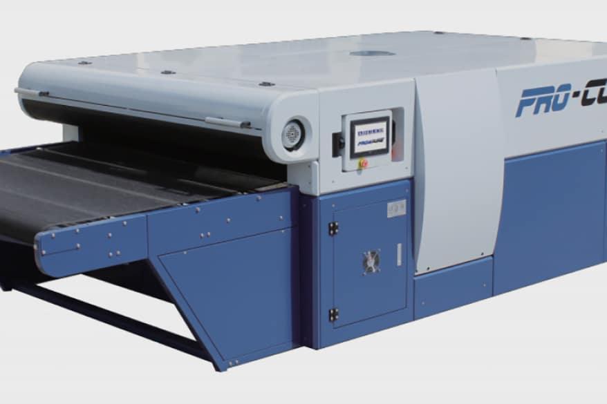 Adelco Electric Conveyor Dryer