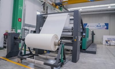 Single-Pass Digital Textile Printer from EFI