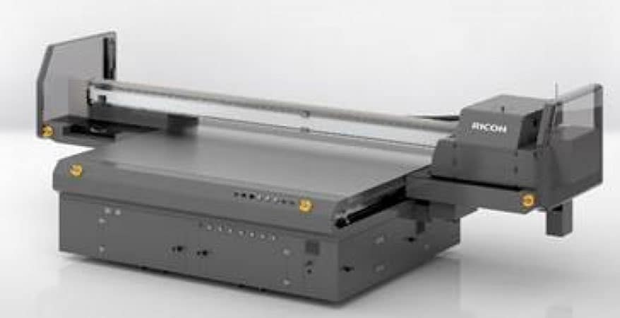 Ricoh's Pro TF6250 Wide-Format Flatbed