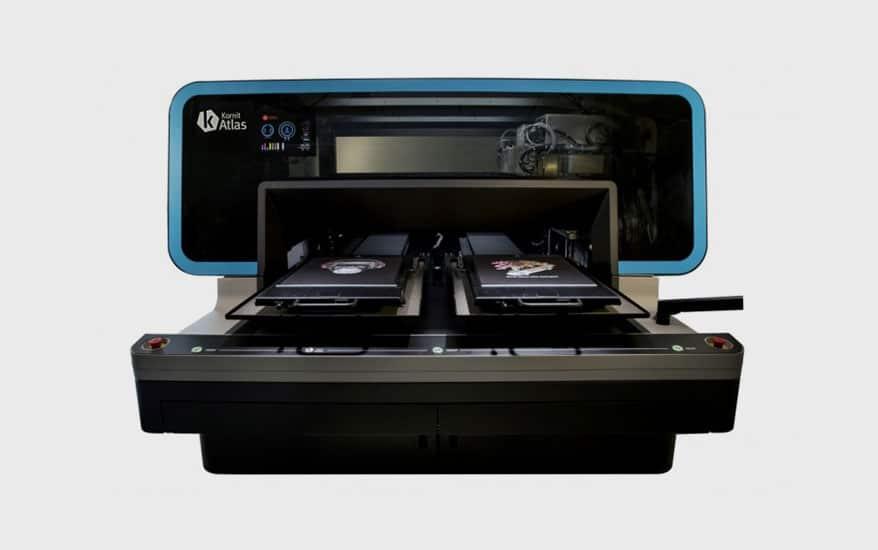 Kornit Atlas Industrial DTG Printers