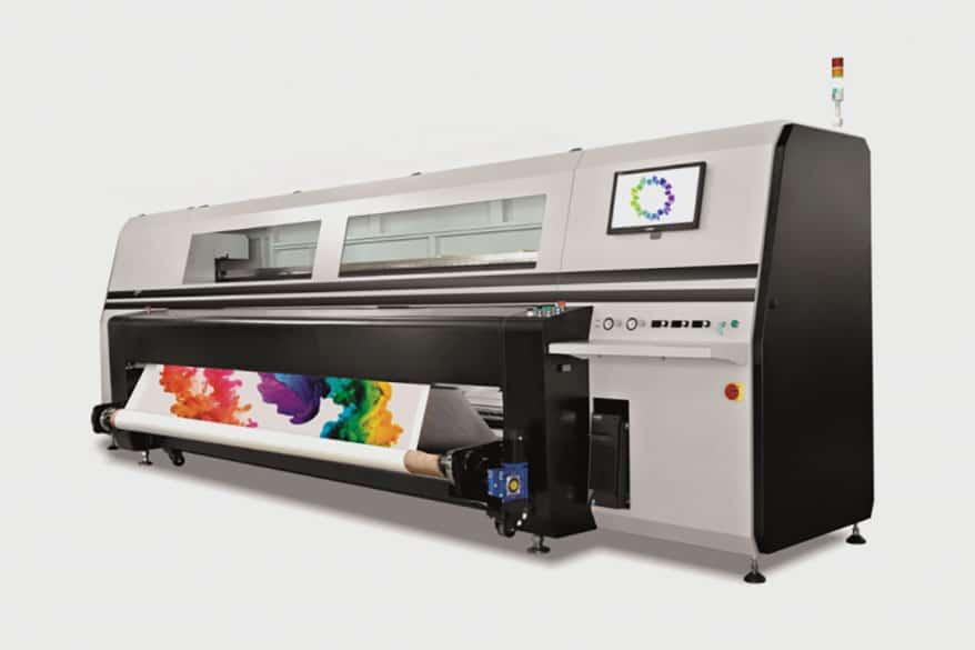 Panthera S4 Digital Dye Sub Printer