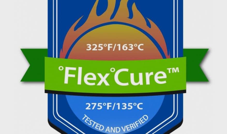 Flexible-Curing Plastisol Inks