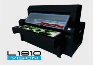 Summa's L1810 laser cutter
