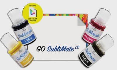 Graphics One Adds Desktop Dye Sub Ink Kit