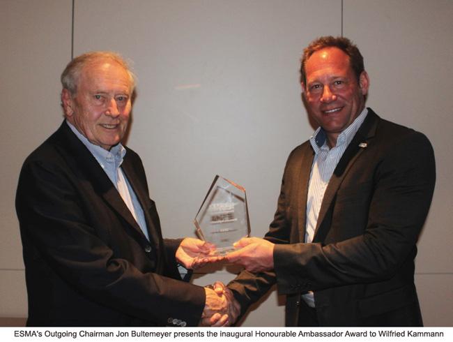 ESMAs-Outgoing-Chairman-Jon-Bultemeyer-presents-the-inaugural-Honourable-Ambassador-Award-to-Wilfried-Kammann11.jpg