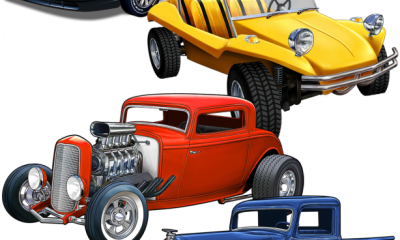 Great_Dane_Graphics_Automobiles_Collage