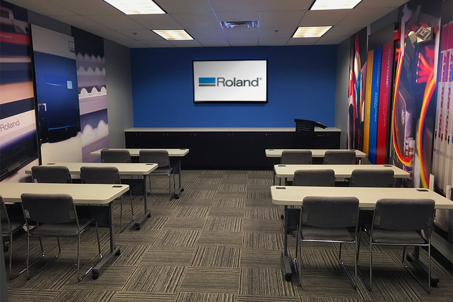 New_Roland_DGA_East_Coast_Imagination_Center_training_room