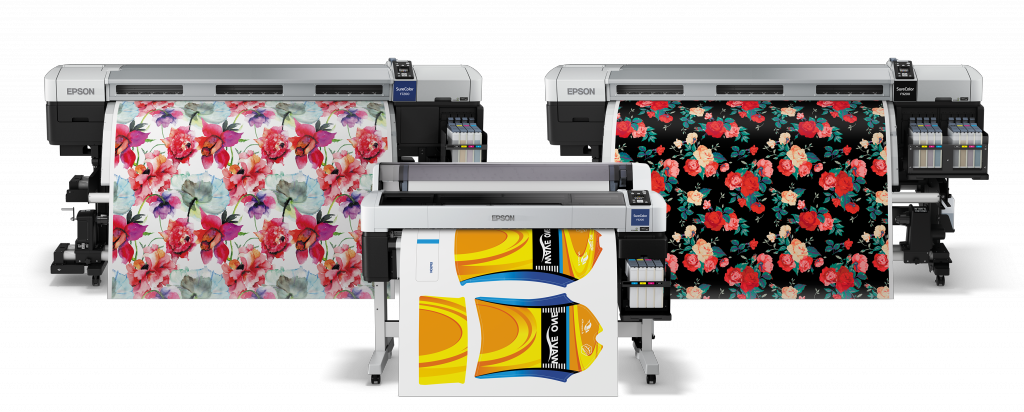 SureColor_Fx200_Series_Printer_Family_with_output_on_all_printers