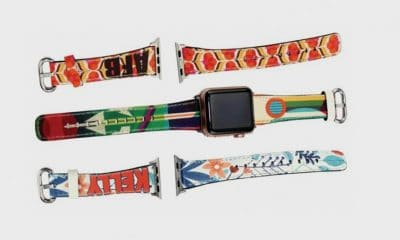 Conde DyeTrans Blank Apple Watch Bands