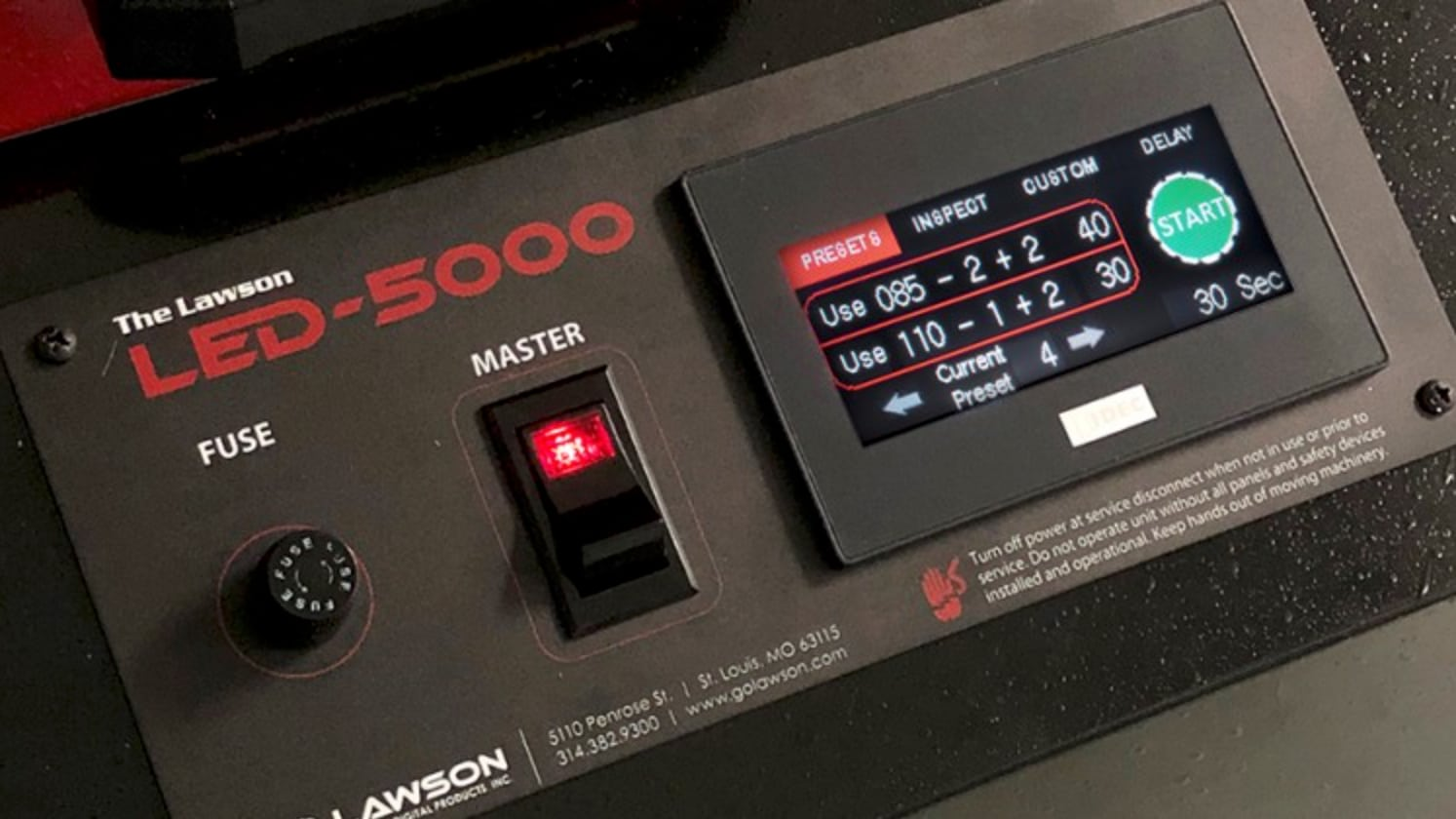 Lawson LED-5000