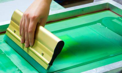 Schilling Tiflex Organic Screen-Printing Inks