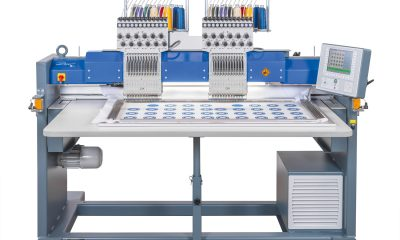 GSG ZSK RACER 2W Two Head Stretch Embroidery Machine