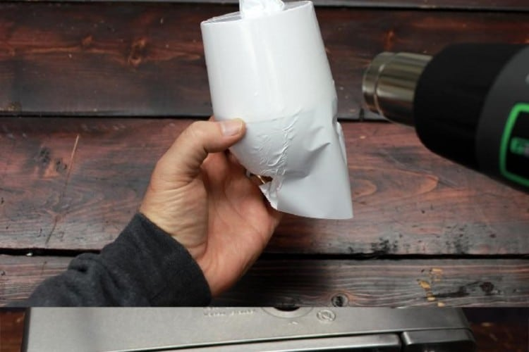 Conde Wrap Film Sleeve