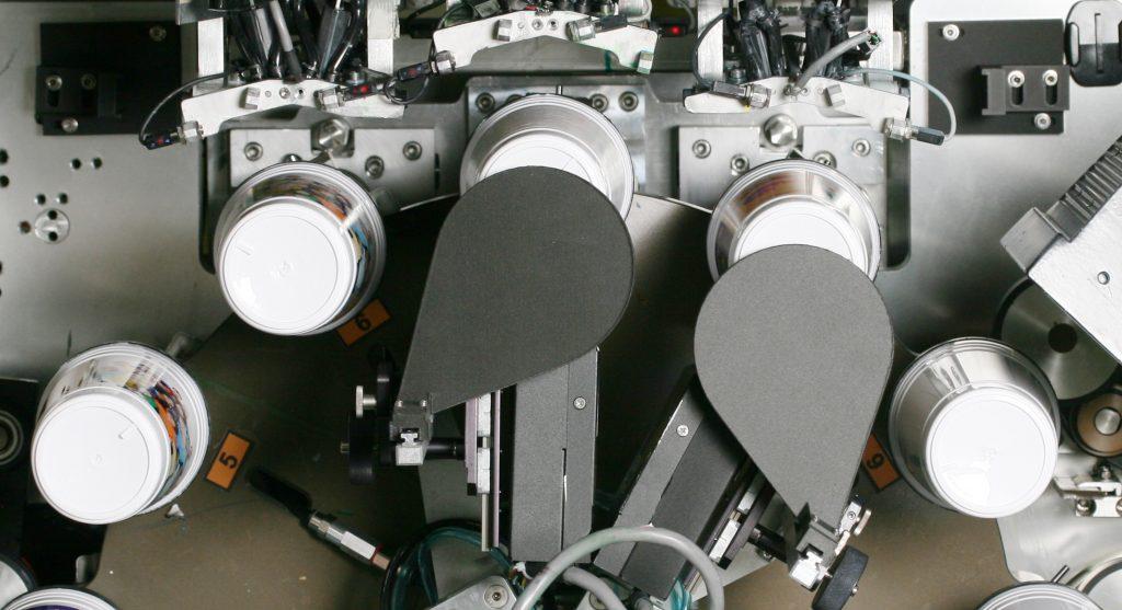 Revolution high-speed digital cylinder printer from Inkcups