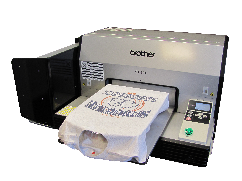 Brother DTG GT-541 printer