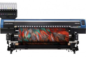 Mimaki USA TX300P-1800 MkII textile printer