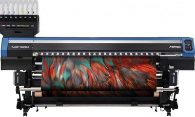 Mimaki USA TX300P-1800 MkII textile printer