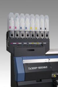 Ink for Mimaki USA TX300P-1800 MkII textile printer