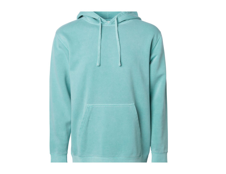 PRM4500-Unisex-Midweight-Pigment-Dyed-Pullover-Hoodie-Pigment-Mint