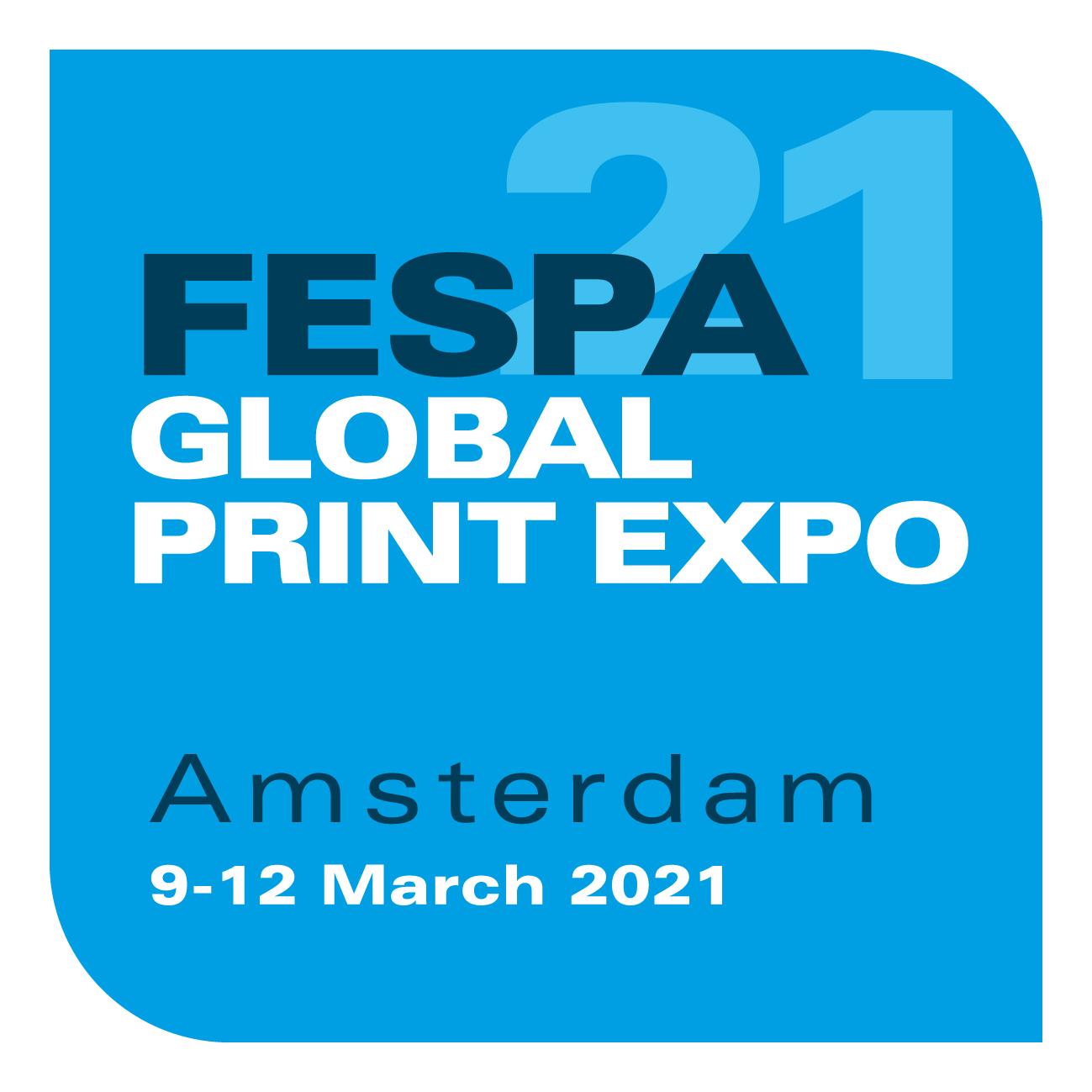 FESPA GLOBAL PRINT EXPO 2021
