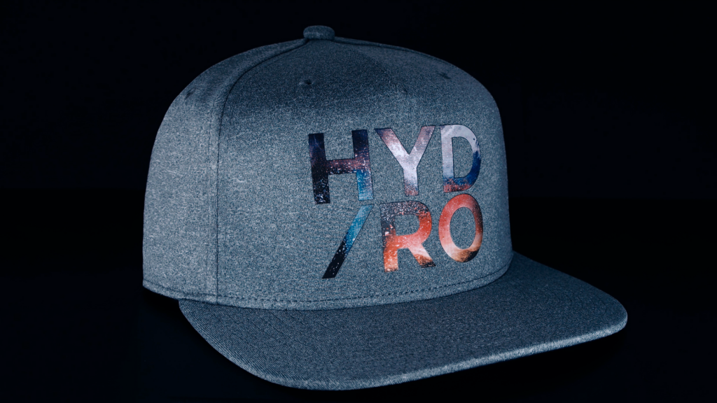 World Emblem Custom Hat Transfer