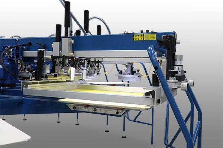 M&R Cobra Automatic Screen-Printing Press