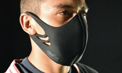 MaskFast MF6 Antimicrobial Spacer Face Mask
