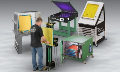 Vastex Screen Printing Prepress Package