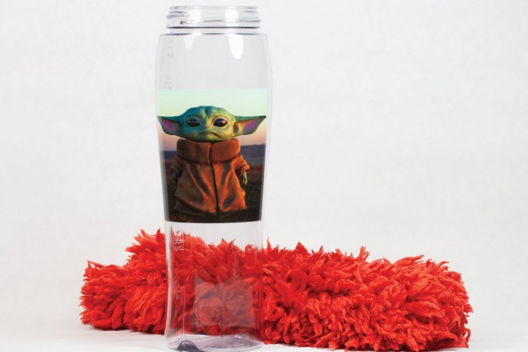 Inkcups has announced Transparent Pin Curing for Helix digital cylinder printers