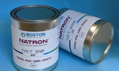 Natron NxT pad- and screen-printing ink