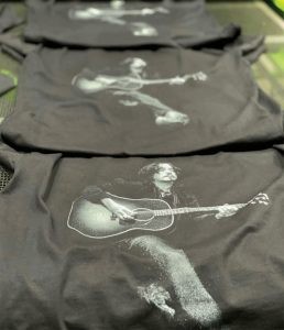 Printed pieces from PSI Screen Printing